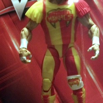 Mattel WWE ELITE 44 Macho Man Randy Savage