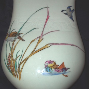 I found a vase today - Art Pottery