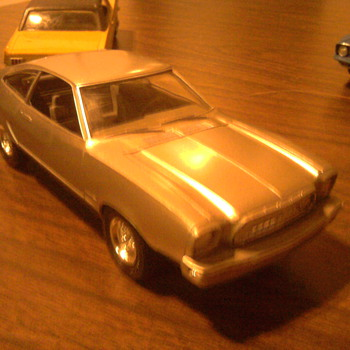 Mustang II was not popular but is a pretty promo car.