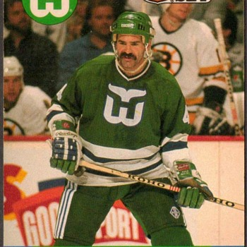 1990-91 - Hockey Cards (Hartford Whalers)