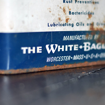 White & Bagley Oil Can