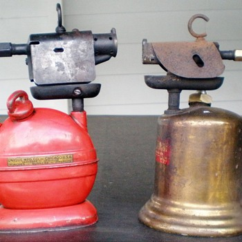 Vintage Blow Torches