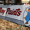 Dutch Boy Paints Advertising Sign