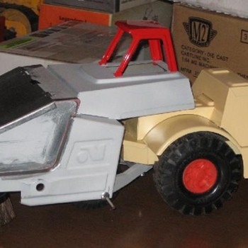 Before & After Pictures of two Custom Pressed-Steel Projects - Model Cars