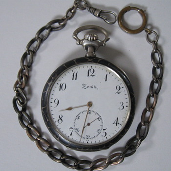 Zenith Pocket Watch - Pocket Watches