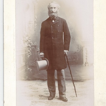 Mr Meagher Sr (Uncle), Late 1800
