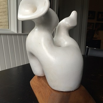 Mid Century Modern Sculpture