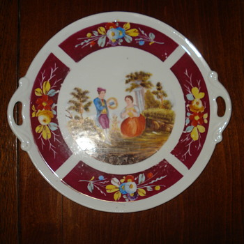 Merry Christmas to all CW friends: a lovely tray for the pannetone