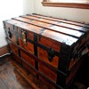 1880's Cedar Antique Trunk