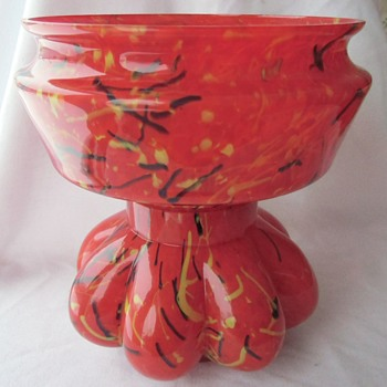 Fun Showing New Groups Of Art Deco Ruckl Glass In My Collection - Part II