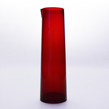 125 cl. jug, Harri Koskinen (Iittala, 2006) - Art Glass