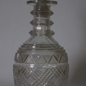 Irish Decanter - Bottles