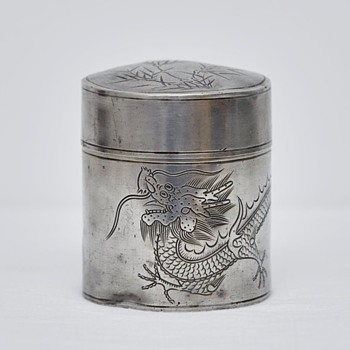 Tea Caddy (Shantou, China), ca. 1900