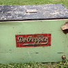 1930's Atlas Dr. Pepper Counter Cooler