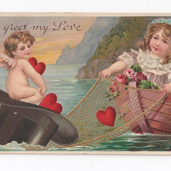 Valentine Postcard - Postcards