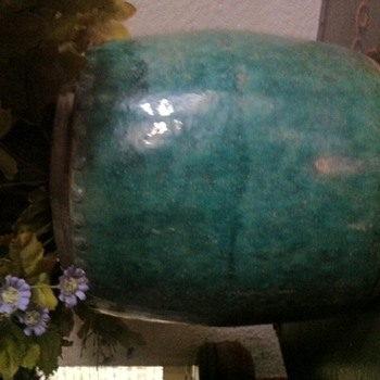 An Asian Vintage Jar? - Art Pottery