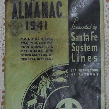Everyman's Almanac - 1941