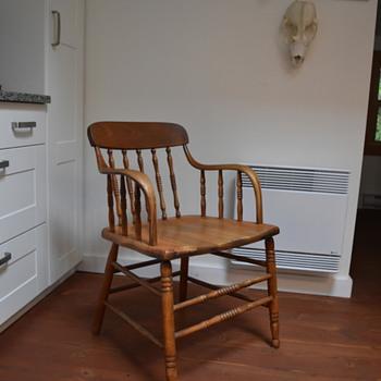 Our Grandpa chair