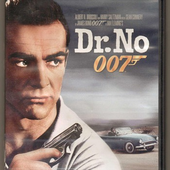 """Dr. No"" DVD - James Bond"