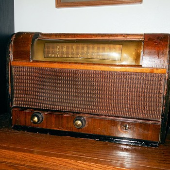 Crosley Model 88TC Radio 1948