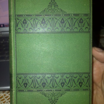 red as a rose is she 1872 orginal copy  - Books