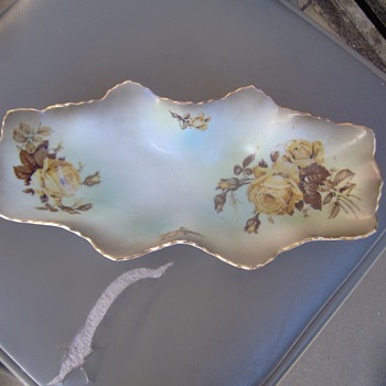 Antique Porcelain  Bowl,Anyone Know This Mark