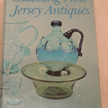 Collecting New Jersey Antiques - Wm. H. Wise &amp; Co., Inc. - Books