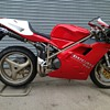 My Unridden 1997 Ducati 916 SPS