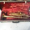 Vintage Palatino Trumpet w/ Original Case