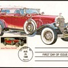 "1988 - ""1929 Pierce-Arrow"" - First Day Issue Stamped Card"