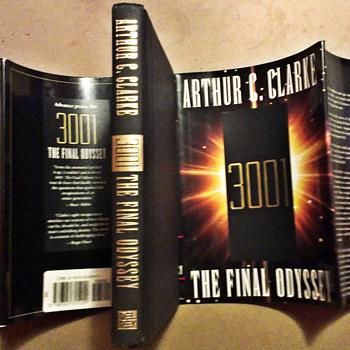 3001 final odyssey - Books