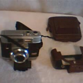 Kodak Motormatic 35F Camera