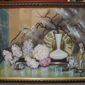 ZARA ELLWOOD Painting