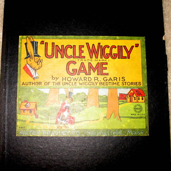 Uncle Wiggily - Games