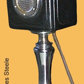 Turner Condenser Microphone Model T-213 - Radios