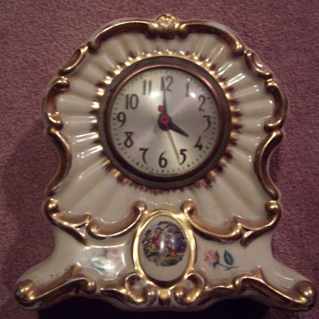older clock - Clocks