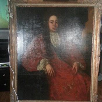 Looking for any info on this painting!!