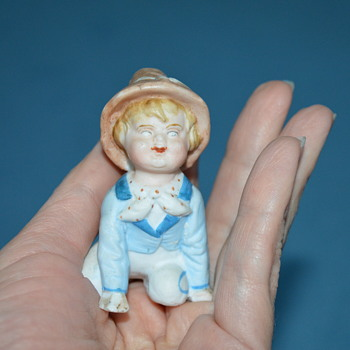 Small boy figurine