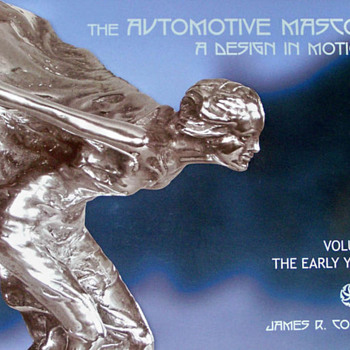 The Automotive Mascot, A Design In Motion - Books