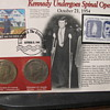 Kennedy First day cover and coins
