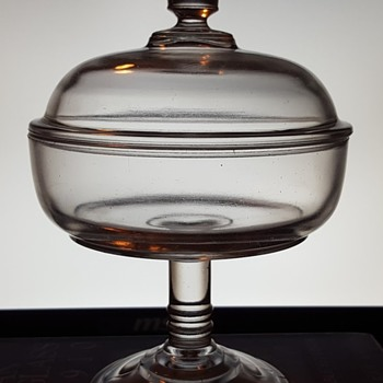Glass Compote