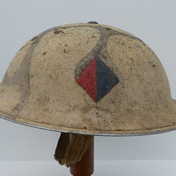 Mk2, Malta Camo w/ R.A. Flashes - Military and Wartime