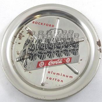 Coca Cola Coaster
