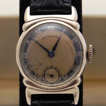 1941 Hamilton Paige - Wristwatches