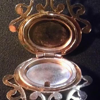 Vintage scent locket?