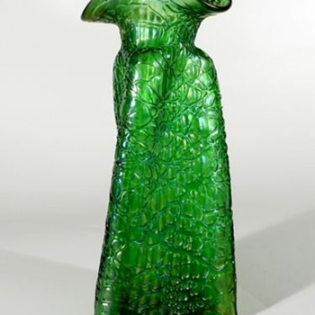 Loetz Creta Chine c. 1900 - Art Glass