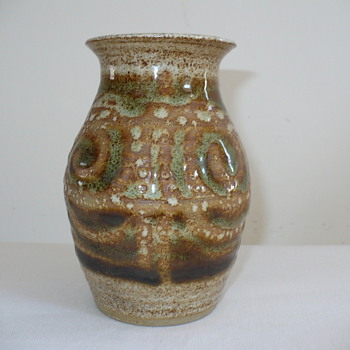 Where am I from?? - Art Pottery