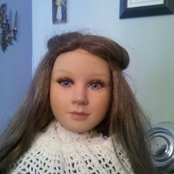 Vintage Simon and Halbic Doll Estate Sale Find!  - Dolls