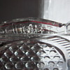 Schrafft's Chocolates Pressed Glass Dish-Part 2