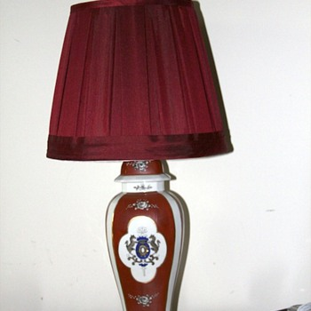 Red Lamp - Lamps